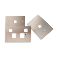 Stainless Steel Switch Panels (OEM)